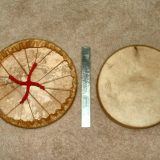12″ x 3″ Drum – Whirlwind Back