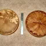 14″ x 3″ Drum – Four Direction Back