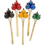 Mini Maracas in Assorted Colors